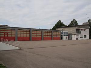 Feuerwehrhaus Bissingen