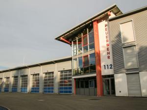 Feuerwehrhaus Remseck II