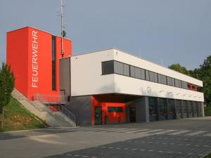 Feuerwehrhaus Remseck I