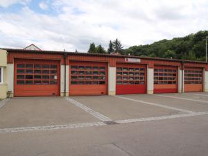 Feuerwehrhaus Steinheim