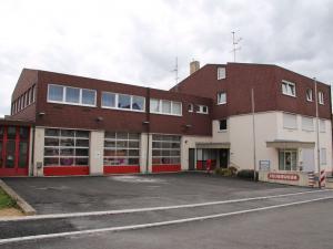 Feuerwehrhaus Mundelsheim