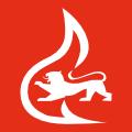 Feuerwehrsignet Stauferlöwe