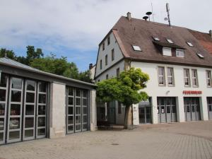 Feuerwehrhaus Großsachsenheim