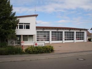 Feuerwehrhaus Ingersheim