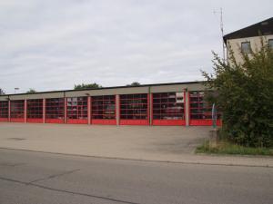 Feuerwehrhaus Markgröningen