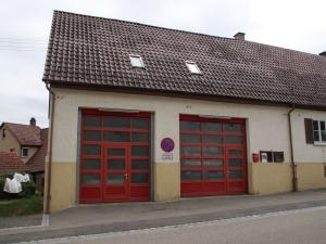 Feuerwehrhaus Rosswag