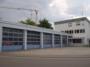 Feuerwehrhaus Münchingen