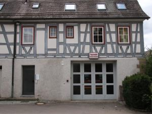 Feuerwehrhaus Kleinbottwar