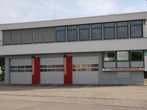 Feuerwehrhaus Großbottwar
