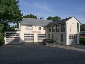 Feuerwehrhaus Hirschlanden